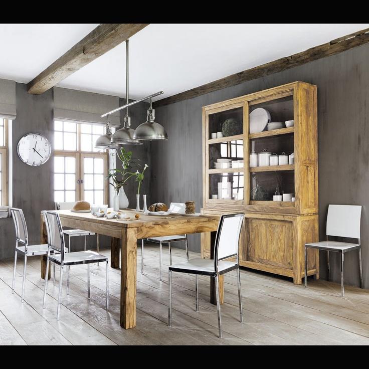 Mesa de comedor 200 cm STOCKHOLM