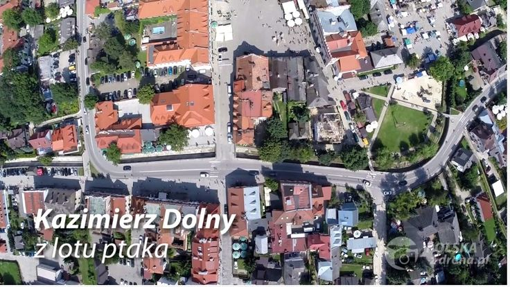 Aerial photos from Kazimierz Dolny: http://www.polskazdrona.pl/kazimierz-dolny-z-lotu-ptaka-9.html    Find out more about PO Kingdom of Poland Tour and its itinerary: http://polishorigins.com/document/kingdom_tour