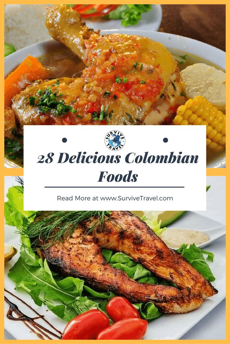 Discover 28 delicious Colombian foods. #food #colombia Colombian Food Recipes, Colombian Food Traditional, Colombia Food Arepas Colombianas, World Food http://www.survivetravel.com/delicious-colombian-foods PIN THIS FOR LATER!