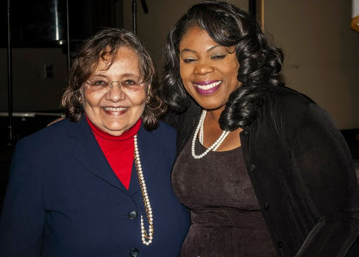 Diane Nash at Modesto JC