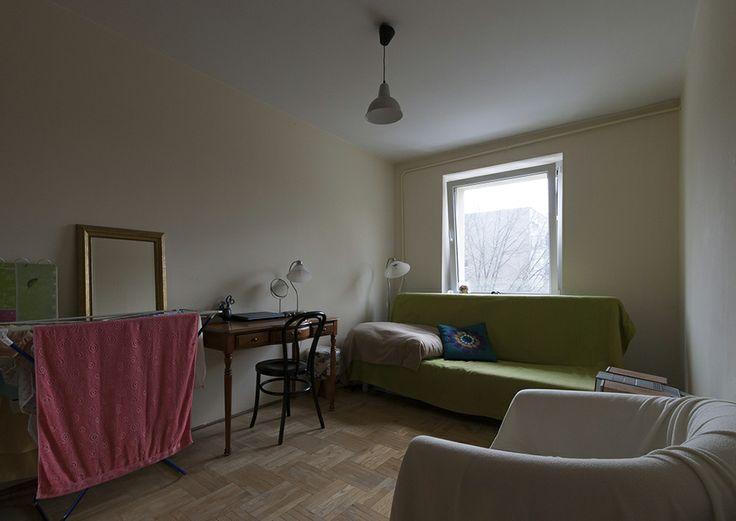 Tak było przed metamorfozą... Zapraszam:http://www.homestagingstudioap.pl/#!mieszkanie-48m2/ccm6