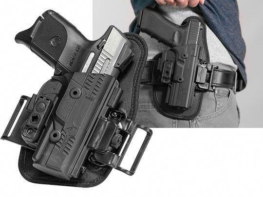 Best Belt Slide Holster For Concealed Carry Alien Gear Tactical