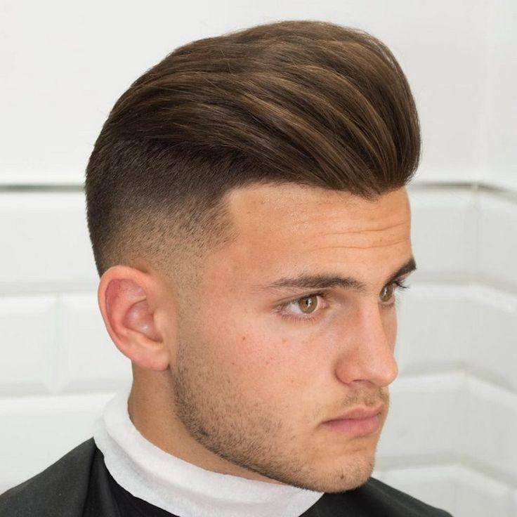 Mannerfrisuren Schone Schone Mannerfrisuren 0 Mm Undercut Fade Hairstyle Cool Hairstyles For Men Mens Hairstyles