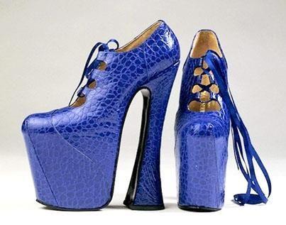 Обувь диско
