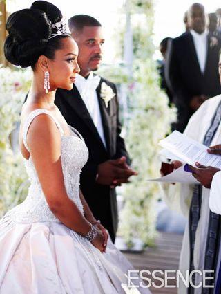 Lisa Raye Wedding