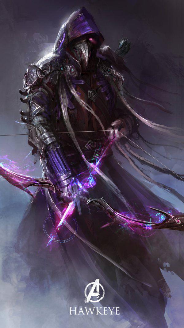 Veja como seriam os personagens de Os Vingadores 2 se fossem heróis medievais « Jacaré Banguela