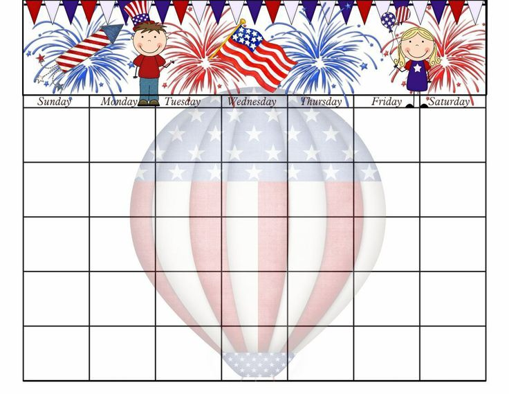 Clip Art Calendar July : Images about calendar july on pinterest clip art