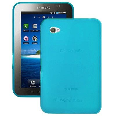 Impact (Lyseblå) Samsung Galaxy Tab P1000 Cover