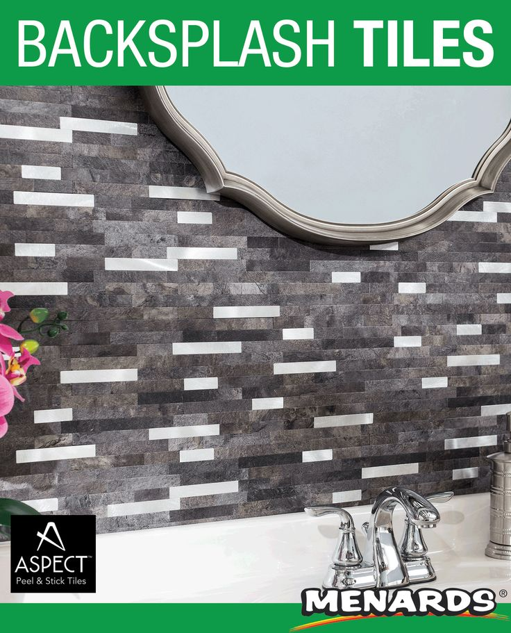 Update your kitchen or bathroom quickly and easily with