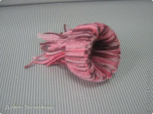 Creative Ideas - DIY Cute Yarn Winter Hat Ornaments  a057aa0306cd