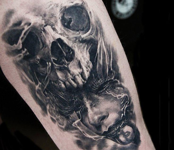 tattoo by Seunghyun Jo