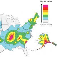 Best Recent Earthquakes Map Ideas On Pinterest What Causes - Us earthquakes map