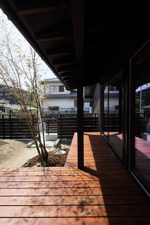 家族をつむぐ 平屋暮らしの家 - 木の住まい施工事例 シーエッチ建築工房:兵庫・大阪で木や自然素材の新築・リフォームなら