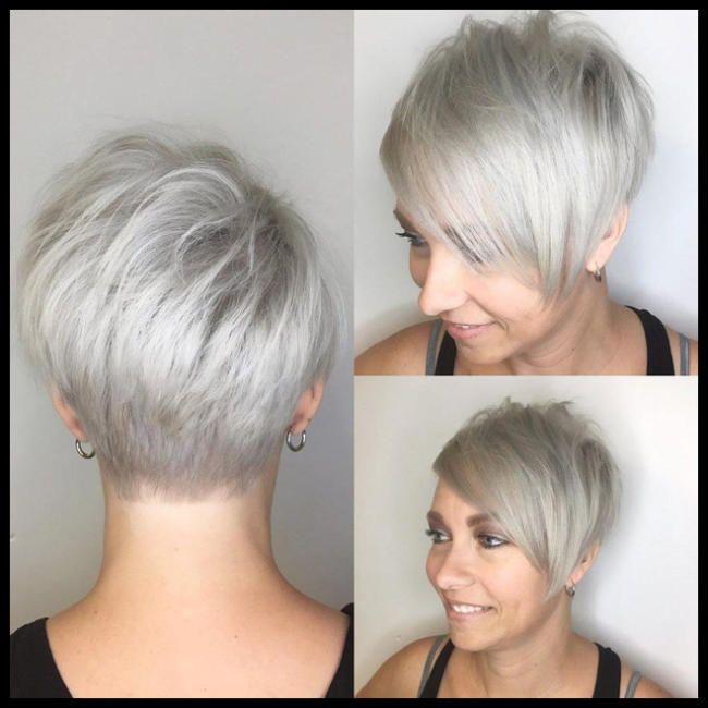 New Asymmetrische Frisuren 2019 Short Hair Undercut Asymmetrical Bob Short Short Bob Hairstyles