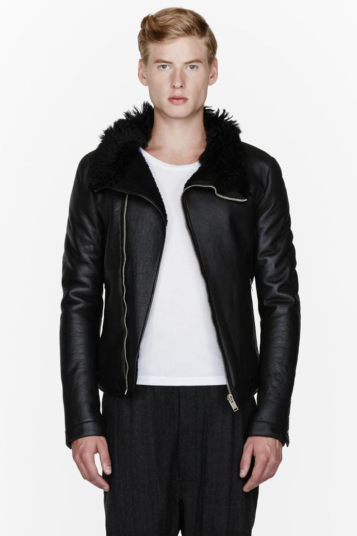 Please help? Rick Owens leather jacket sizing?? - PurseForum