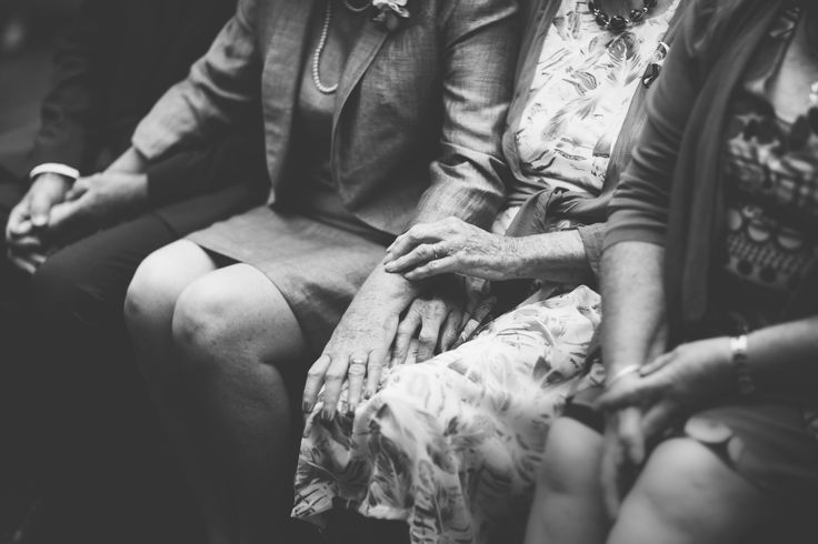 Love this moment between the mother of the bride and her own mum. Photography by Alpine Image Company http://blog.alpineimages.co.nz/blog/