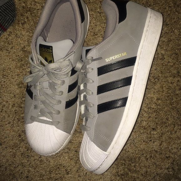 Adidas superstar shoes 8/10 condition Adidas Shoes Sneakers