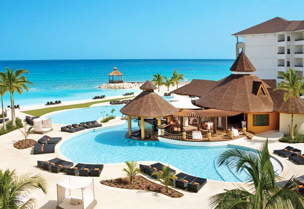 Saving up to go here for sure..Secrets Wild Orchid - Unlimited Luxury, Adults-Only. Montego Bay,  Jamaica