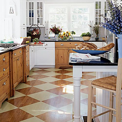 34 different kitchen floor - Gathered in 5 different styles - Comfortable home