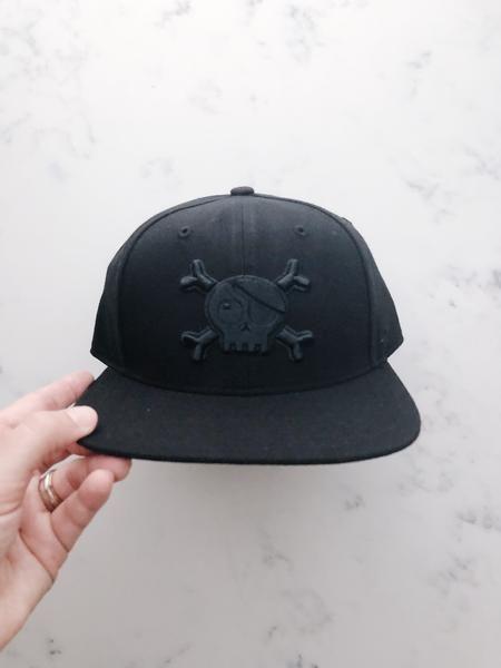 fac8657b Nununu Logo Baseball Cap | Headwear | Baseball Cap, Black baseball ...