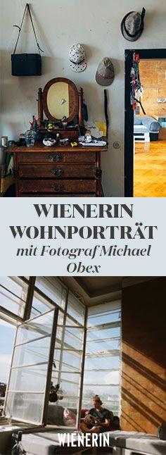 #homestory #wohneninwien #wohnporträt #interiorinspo Das Schöne im Unperfekten zu entdecken ist für Michael Obex mehr als nur kreatives Credo. Wir haben den Fotografen, der bisweilen auch für die WIENERIN hinter der Kamera steht, in seinem außergewöhnlichen Domizil in Wien besucht.