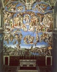 272 – (1541 - 31 de Octubre)  Miguel Ángel termina el Juicio Final de la Capilla Sixtina.