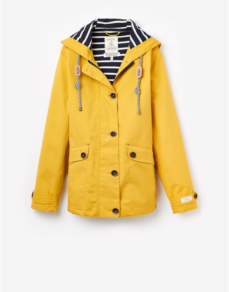 COAST Womens Waterproof Hooded Jacket