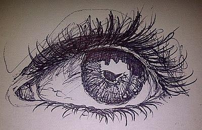 eye-draw-eye-draw! Eye try to learn to draw...