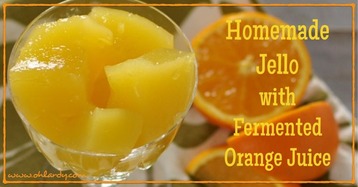 A deliciously refreshing fermented orange jello dessert. Made with lacto-fermented orange juice, grass fed gelatin. Filled with nourishing ingredients!