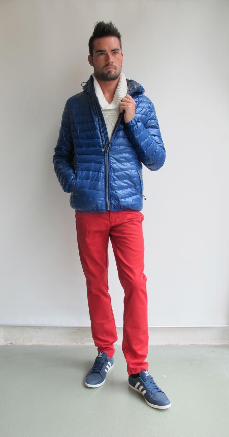 #wilcolook #moda #hombre plumifero #reset pantalon #carhartt zapatillas #adidas http://www.miinto.es/shops/b-1040-wilco