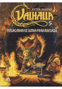 Perjalanan ke Dunia Para Raksasa (Valhalla, #5)