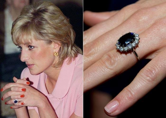 ring - Princess Diana Wedding Ring