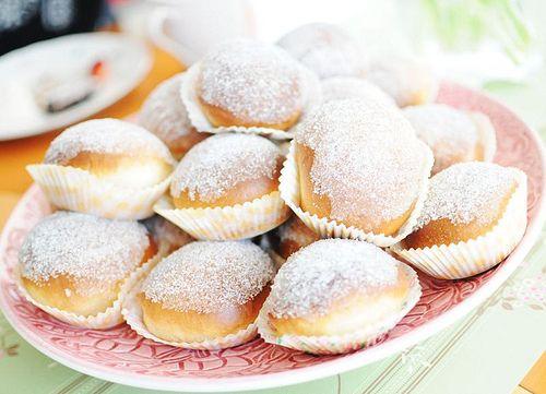 Lemon buns from Sweden | Citronbullar - recept på svenska här…