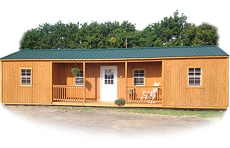 What a great mother in law suite portable buildings for Fixed price house build