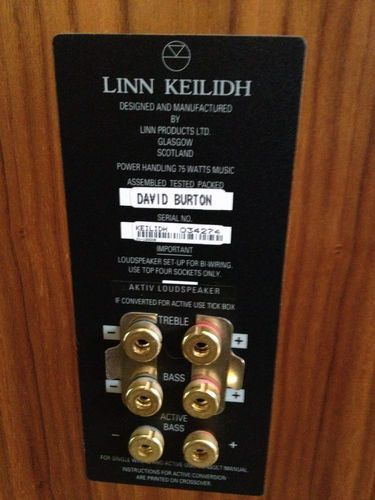 Linn Keilidhs Compact Tower Speakers | Hi-Fi Systems Reviews ...