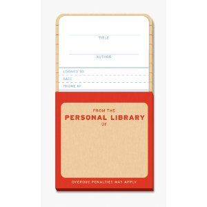 Personal Library Kit Refill: Knock Knock: 9781601061430: Books - Amazon.ca