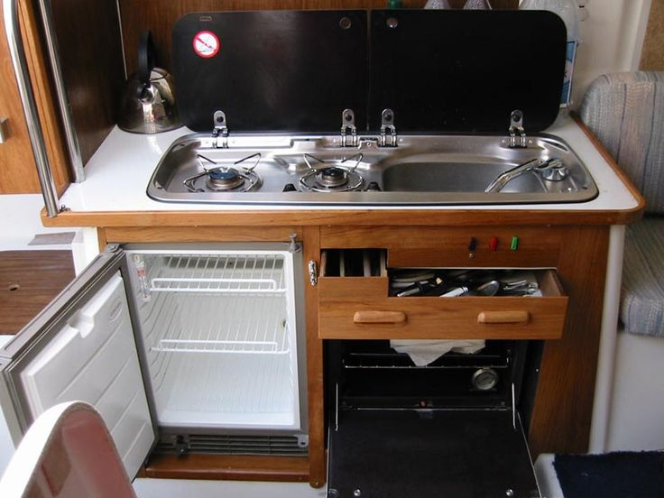 The Macgregor 26x yacht 'Restless' Galley mods | Mac Mods | Pinterest | Boating, Sailboat living ...
