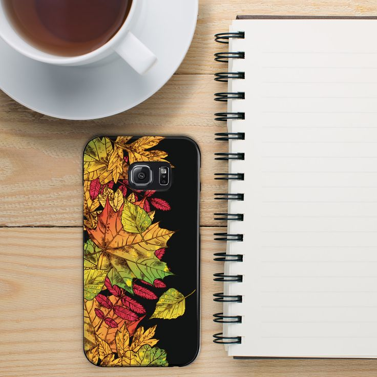 If autumn is your favorite season then we have the perfect way for you to show the world with this new cellphone case on sale today. #autumn