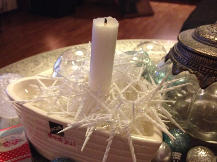 Ljus candle