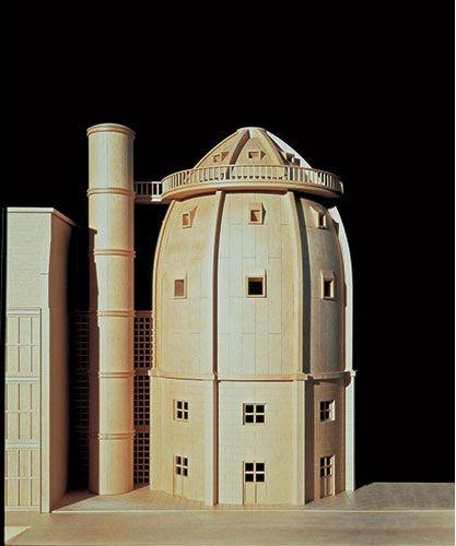 Aldo Rossi: Bonnefantenmuseum, Maastricht, 1990-1994 »