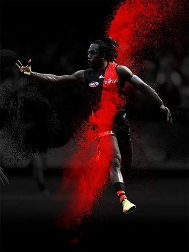 "#43 - Anthony ""Walla"" McDonald-Tipungwuti. Three more years - Football Discussion / Dustin Fletcher Hangar - Bomberblitz - Essendon Football Club Fan Forum"