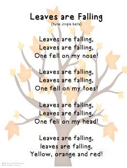 A collection of ideas and resources to use when teaching about Fall.