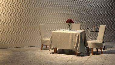 Panel Dekoracyjny 3D Dunes - Groovy