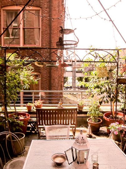 Balcony inspiration to the fullest