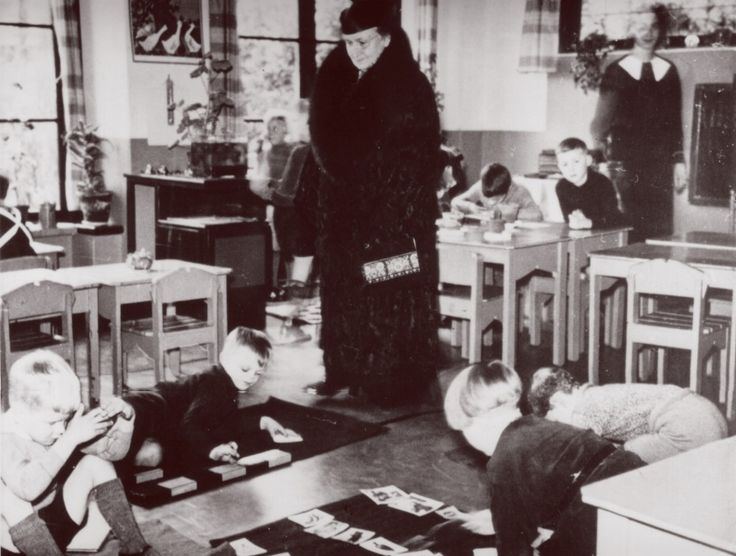 History of Montessori Education and the Movement