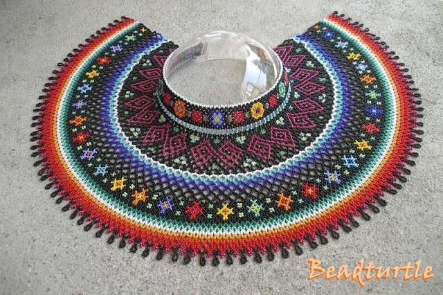 Ukrainian Bead Necklace