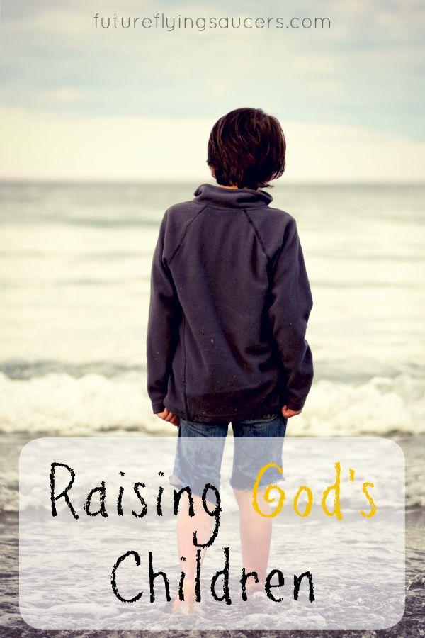 Raising God's Children {Children's Ministry Series}
