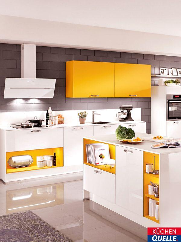 die besten 17 ideen zu k che hochglanz auf pinterest. Black Bedroom Furniture Sets. Home Design Ideas