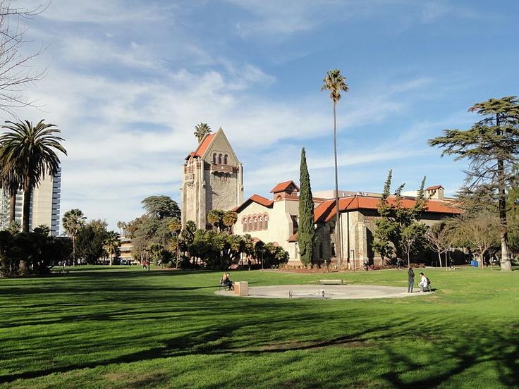 San José State University, San Jose, California, USA. http://www.payscale.com/research/US/School=San_Jose_State_University_(SJSU)/Salary