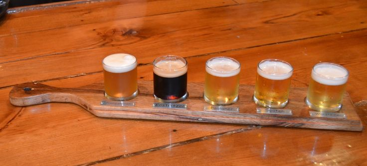 Hard to decide which of the German draft beers to prefer? Try the stylish sampler with each 2 fl oz. of our draft beers: Paulaner, Warsteiner, Köstritzer, Spaten, and Franziskaner Weißbier.